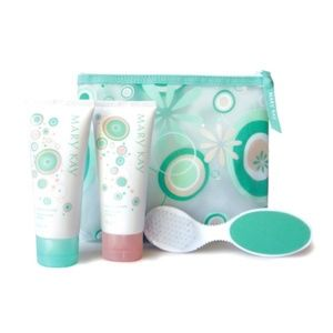 Mary Kay Limited Edition RosemaryMint Pedicure Kit